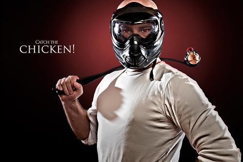 37 of 50 - Catch the chicken! by Martin-Klein