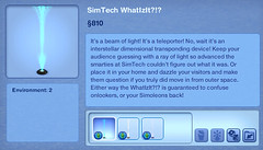 SimTech WhatIzit