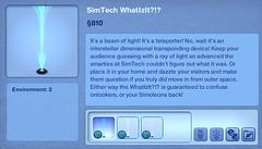 SimTech WhatIzit
