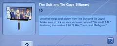The Suit and Tie Guys Billboard