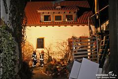Feuer im Bad, Breckenheim 06.02.12