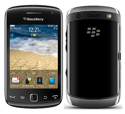 The BlackBerry Curve 9380 is available in Singapore TODAY!