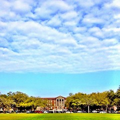 Happy first day of spring from Tulane! #spring #tulane #nola #onlyattulane #onlyinneworleans