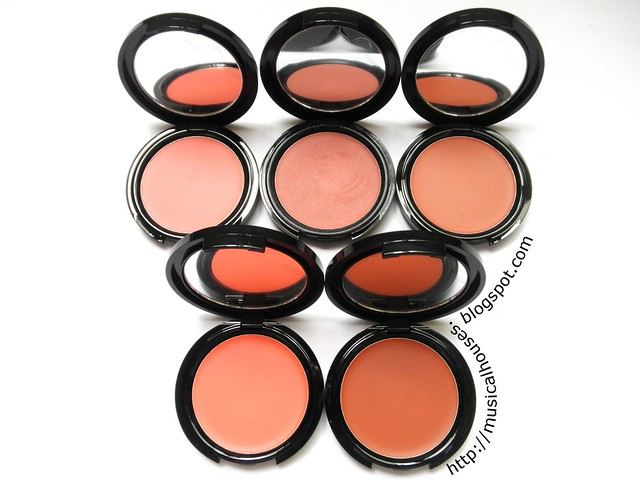 MUFE HD Cream Blush Second Skin 2