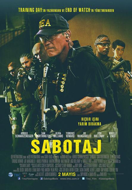 Sabotaj - Sabotage (2014)