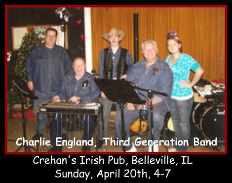 Charlie England 4-20-14