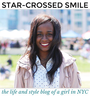 star-crossed smile