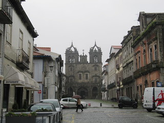 Image of  Sé Catedral de Braga  near  Braga. portugal braga