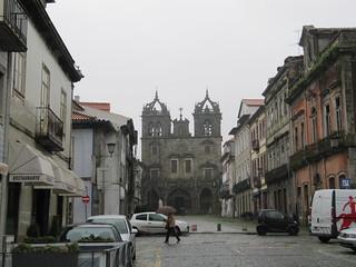 Image of Sé Catedral de Braga. portugal braga