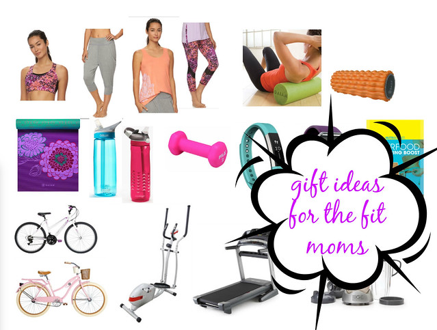 gifts from kohl's for the fit mom