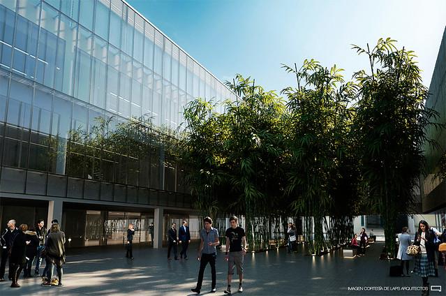Proyecto - nueva sede CAF Montevideo