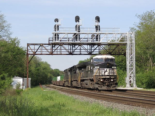 Norfolk Southern Chicago Line / CP 464