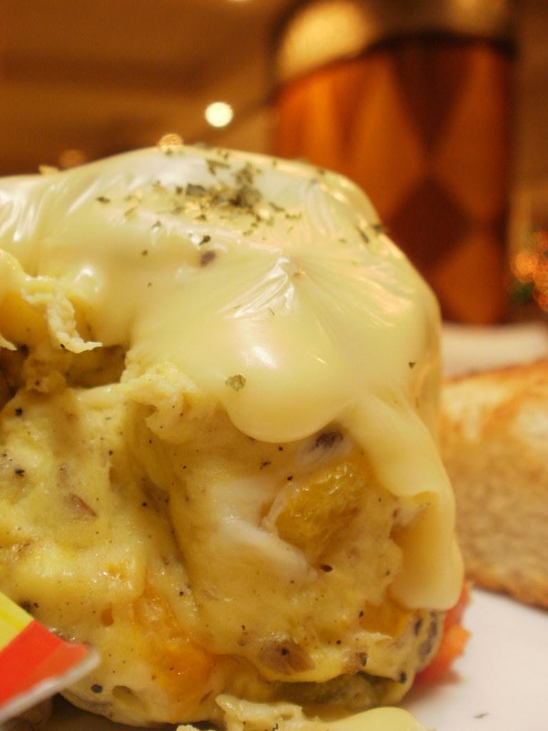 It's an Omelette ...