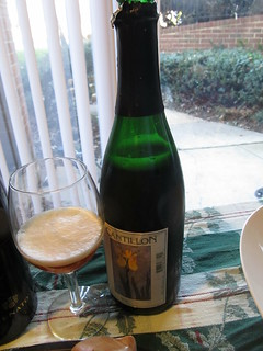 Cantillon Iris ... for Thanksgiving