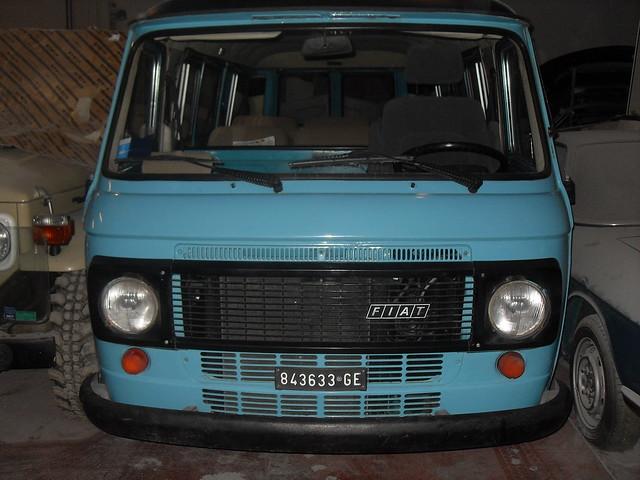 1980 Fiat 900 E Panorama