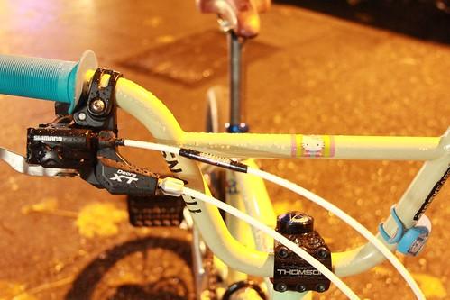 Davidson BMX Kandy Raver's bar