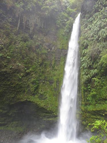 Wasserfall bei Las Cascadas