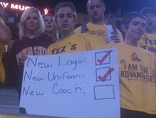 ASU fans think Dennis needs to go
