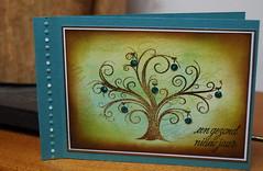 111128 Marina christmas Stylish Tree