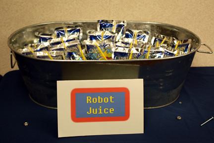 Robot Juice