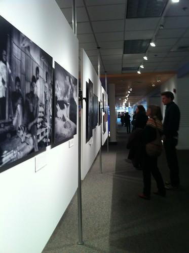 displays at Fotoweek