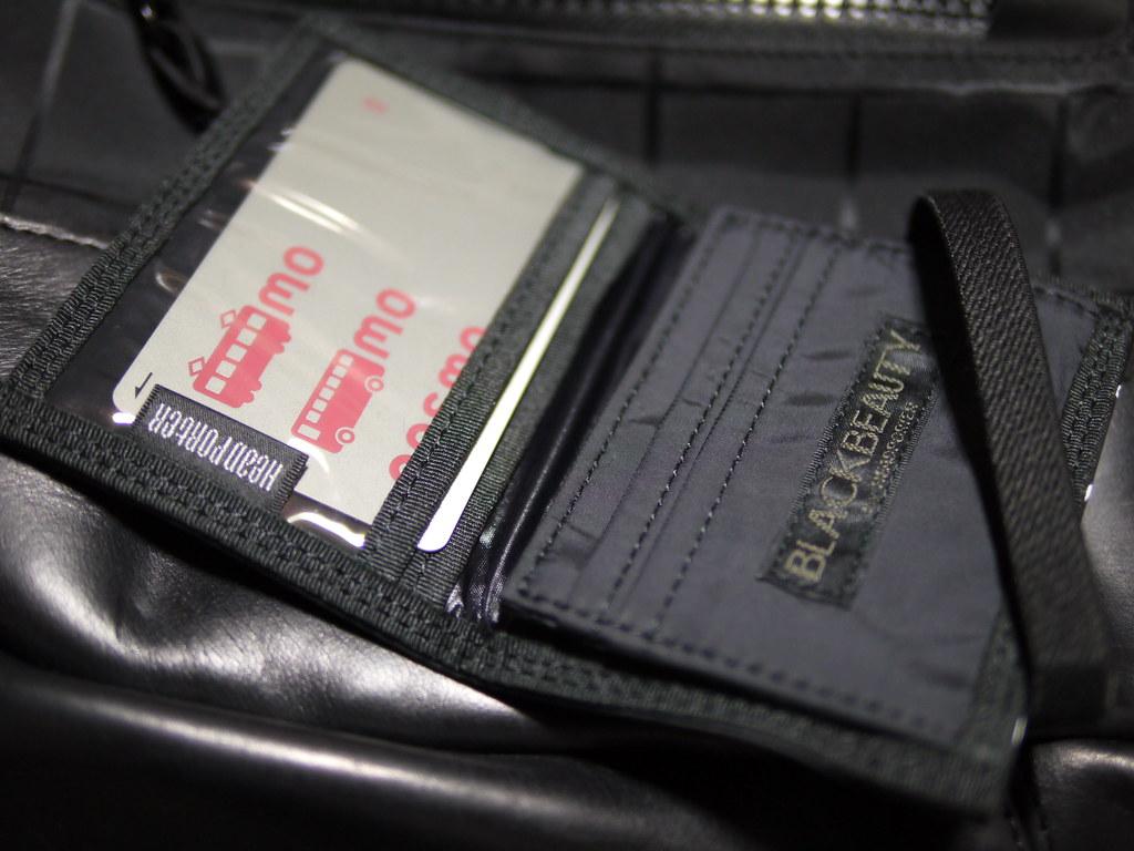 HEADPORTER | BLACK BEAUTY | CARD CASE
