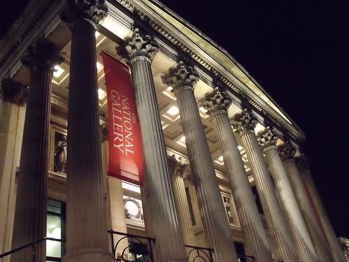 The National Gallery - Trafalgar Square, London