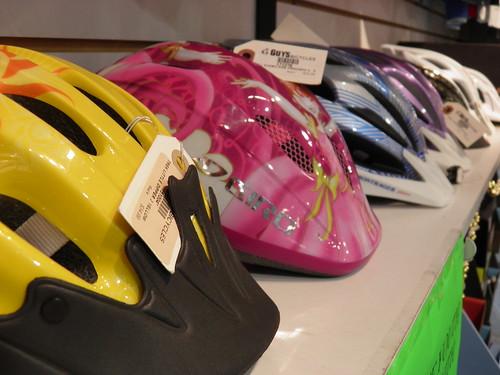 Biking Helmits feasterville