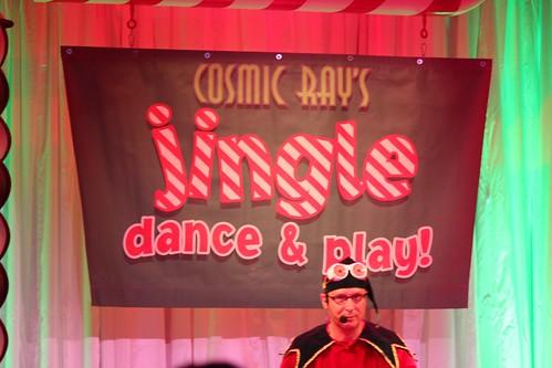 Jingle Dance & Play