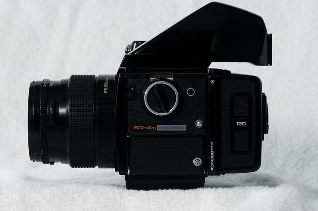 Darth Vader's Camera
