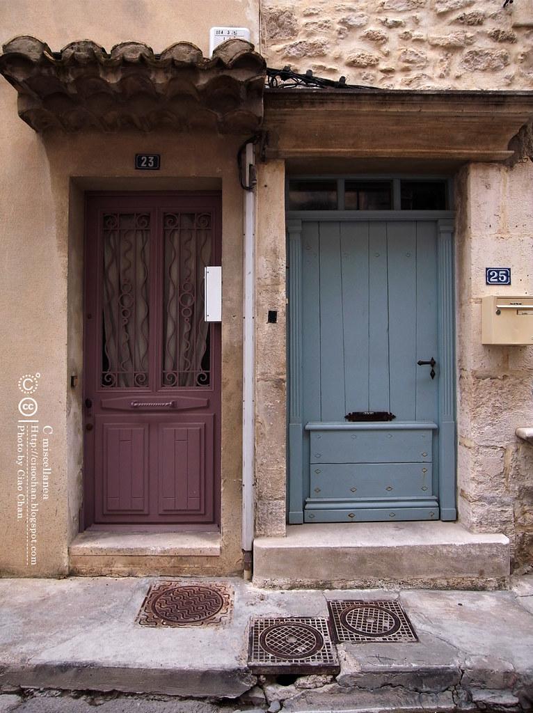 Bonjour St-Remy~ 聖羅米 普羅旺斯。法國人的性情!   R1041994