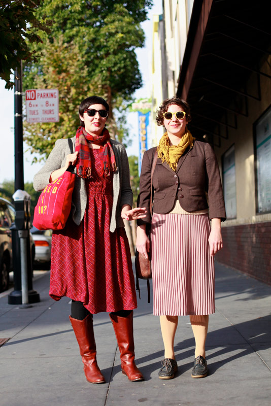 san francisco street fashion style