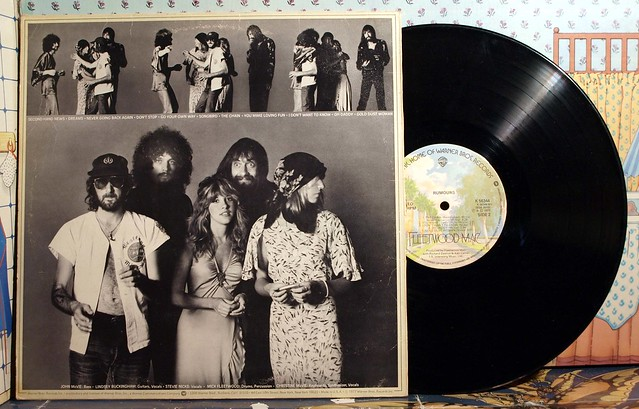 FLEETWOOD MAC, RUMOURS,.