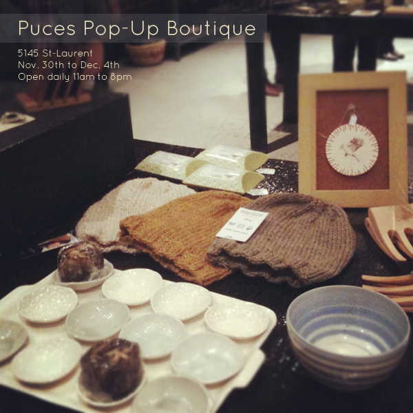 Puces Pop-Up Boutique