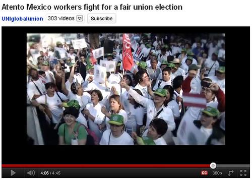 Atento Mexico Rally