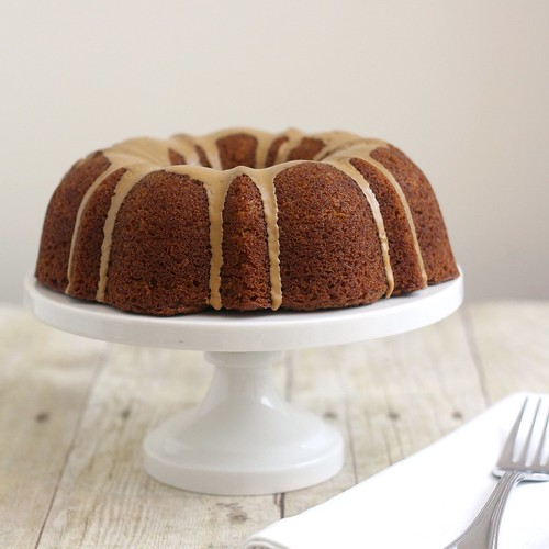Espresso Gingerbread Bundt