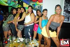 Pain Bencosme y B-day Anyela Rodríguez @ Soberano Liquor Store