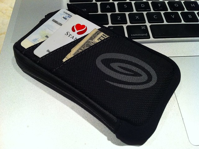 Mission Cycling Wallet