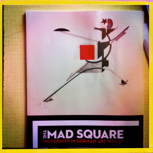 Mad square exhibition
