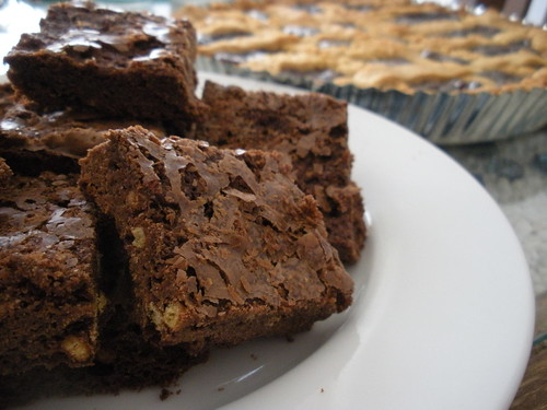 Brownies and Pastafrola