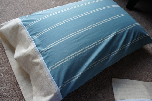 Pastry Voile Pillowcase