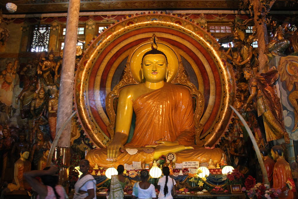 what are the 5 rules of buddhism