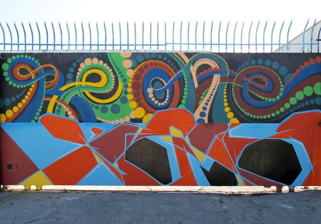Art Basel Miami : Reone X Kema.
