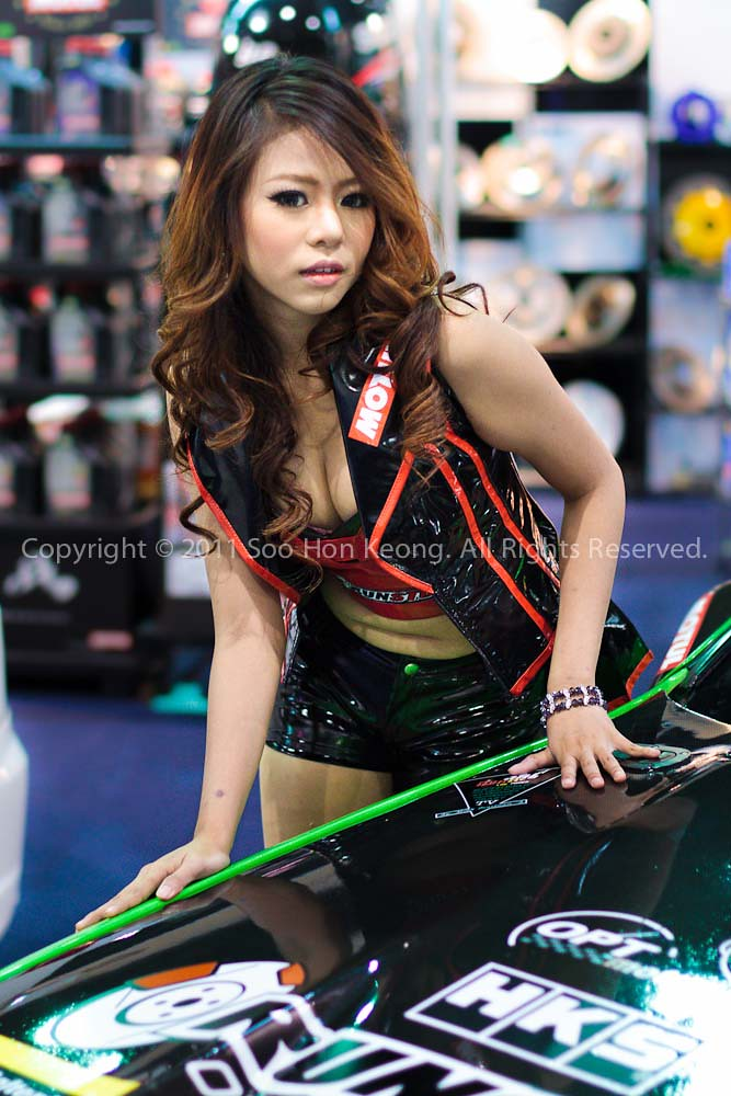 Thailand International Motor Expo 2011 @ Muang Thong Thani, Thailand