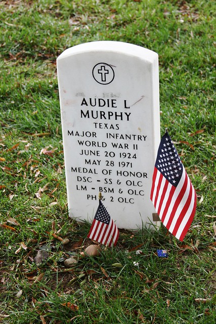 Audie Murphy Arlington Cemetary Flickr Photo Sharing