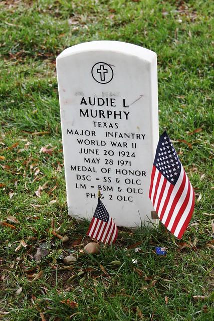 Audie Murphy Arlington Cemetary Flickr Photo Sharing