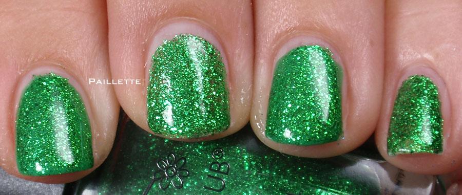 Paillette: a little nail polish journal: Glitter Vixen! Part 2