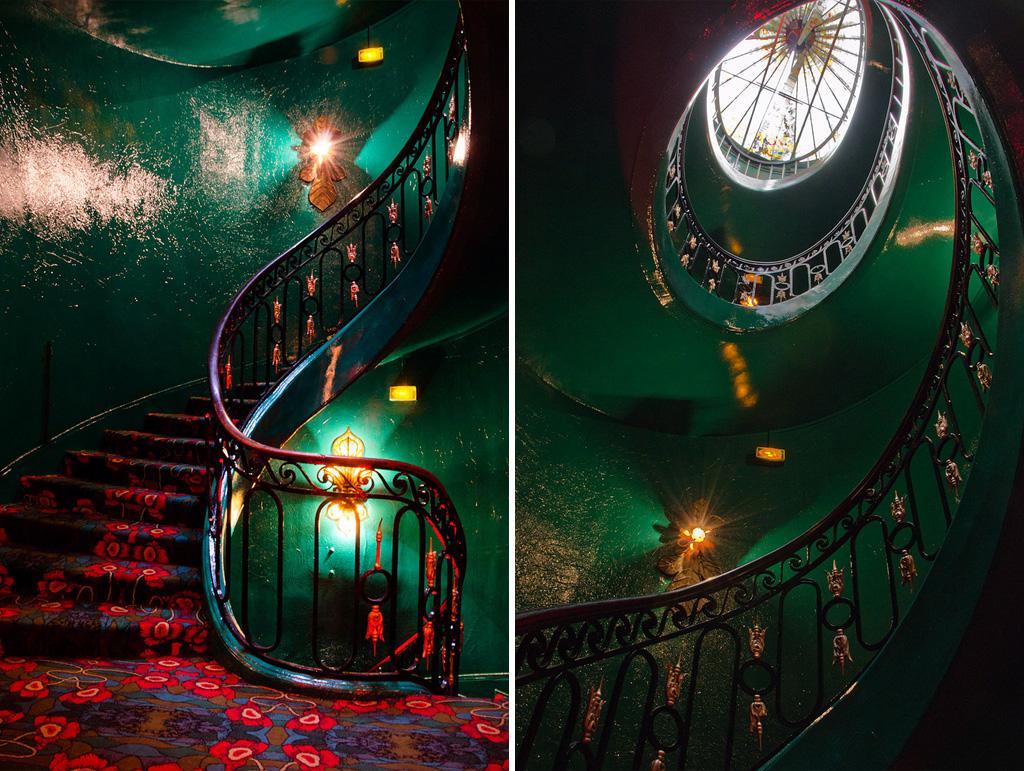 Escalier de Maxim's