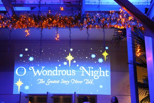 O Wondrous Night