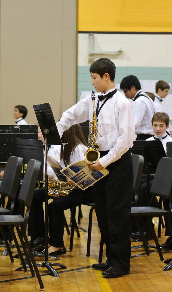 Enter the Musicians